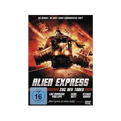 Alien Express USA 2005 DVD
