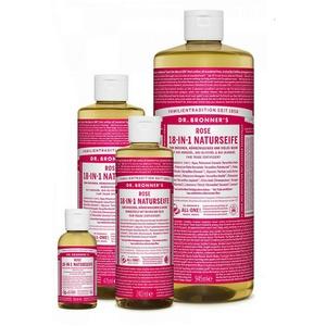 Dr. Bronners Naturseife Flüssigseife - 8 Sorten - 60 / 240 / 475 oder 945ml Bio