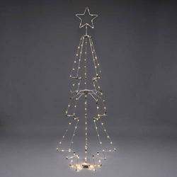 Konstsmide LED-Baum Weihnachtsbaum Weiß
