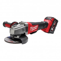 Milwaukee M18 CAG-125 XPD inkl. 5,0 Ah + HD Box (4933448864)