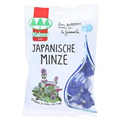 Kaiser Japanische Minze gefüllte Bonbons 90 Gramm