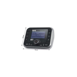 IMPERIAL DABMAN 410 DAB+ Radio-Adapter Digitalradio (DAB)