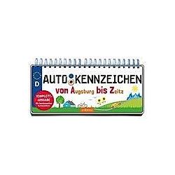 Autokennzeichen. Annette Maas  - Buch