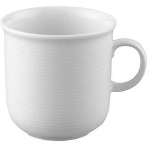Thomas Trend weiß Becher mit Henkel 0,28 L Trend weiß 11400-800001-15503
