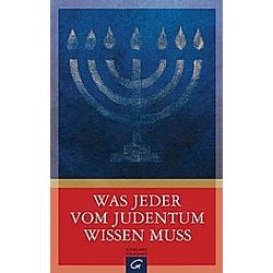 Was jeder vom Judentum wissen muss - Buch