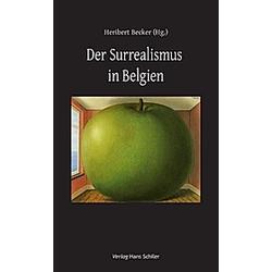 Der Surrealismus in Belgien - Buch