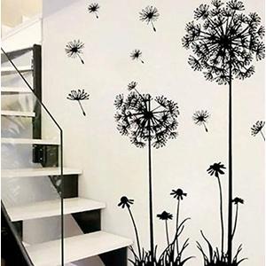 Wandtattoos preisvergleich for Pflanzen wanddeko