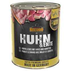(3,74 EUR/kg) Belcando Huhn & Ente mit Hirse 800 g