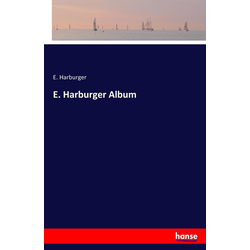 E. Harburger Album als Buch von E. Harburger