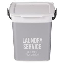 ONDIS24 Putzeimer Putzeimer Smart 9L Eimer mit Deckel Wascheimer mit Griff leicht