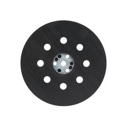 BOSCH Schleifteller 125 mm, Ø 125 cm, für Exzenterschleifer,Packung, Klett