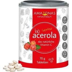Acerola 100% Bio natuerliches Vit. C