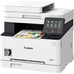 Canon i-SENSYS MF645Cx 4 in 1 Farblaser-Multifunktionsdrucker weiß