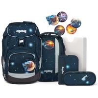 ergobag pack 6-tlg. Galaxy Edition kobärnikus glow