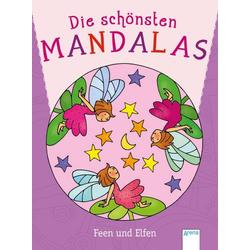 Die schönsten Mandalas Feen und Elfen