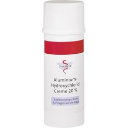 ALUMINIUM HYDROXYCHLORID Creme 20% Fagron