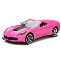 R/C Pink Corvette, 1:8