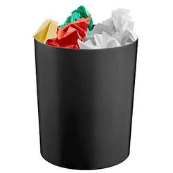 ZWINGO Papierkorb 20,0 l schwarz