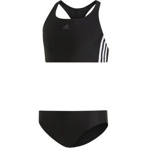 adidas Fit 3S Bikini Girls black/white 9-10Y | 140 2020 Bikinis