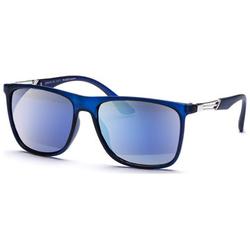 MAUI Sports Sonnenbrille 5918 Matt Blau Sport-Sonnenbrille