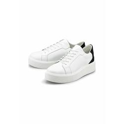 Trend-Sneaker Trend-Sneaker COX weiß