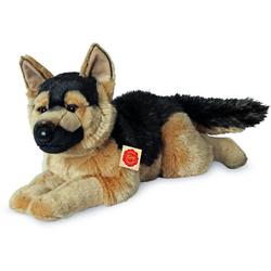 Teddy Hermann® Kuscheltier Schäferhund liegend, 60 cm