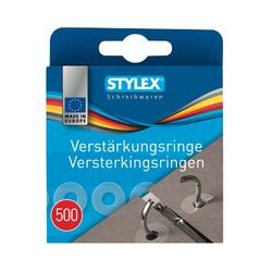500 Lochverstärkungsringe von Stylex