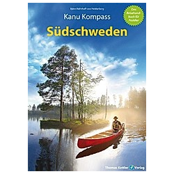 Kanu Kompass Südschweden. Björn Nehrhoff von Holderberg  - Buch
