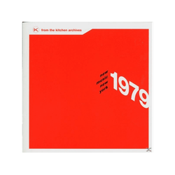 Gibson - New Music York 1979 (CD)