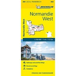 Calvados  Manche - Buch