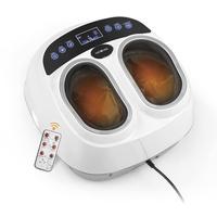 nah-vital nah-vital® Shiatsu-Fußmassagegerät Shiatsu-Massage Rollmassage weiß Massagegerät, Farbe: weiß