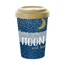 PPD Coffee-to-go-Becher Moon Love Bamboo