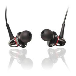 Lindy 20381 In-Ear Kopfhörer CROMO mit dynamischem Doppel-Treiber