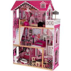 KidKraft® Puppenhaus Amalia, 3-stöckig, inkl. Möbel