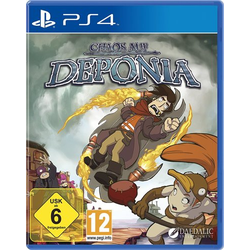 Chaos auf Deponia - PS4