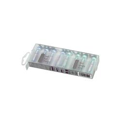 Ansmann Batterie  / Akku Box zur Batterieaufbewahrung