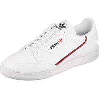 adidas Continental 80 Vegan cloud white/collegiate navy/scarlet 38