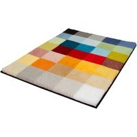 Kleine Wolke Cubetto Höhe 25 mm, rutschhemmend beschichtet, fußbodenheizungsgeeignet rechteckig - 65 cm x 90 cm