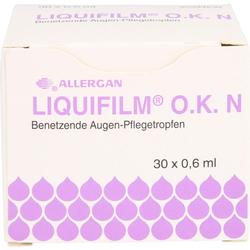 LIQUIFILM O.K. N Augentropfen 18 ml