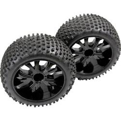 Absima 1230067 Ersatzteil Reifen komplett
