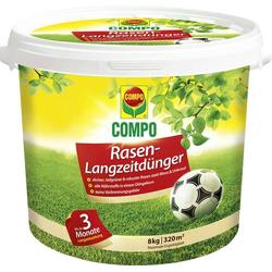 Compo Rasen-Langzeitdünger 8kg 1314898