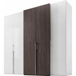 nolte® Möbel Drehtürenschrank concept me 230 mit Koffertüren 250 cm x 223 cm x 69 cm