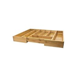 Neuetischkultur Aufbewahrungsbox Besteckaufbewahrungsbox Bambus, Aufbewahrungsbox