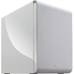 Yamaha MusicCast SUB 100 (NS-NSW100) Subwoofer (LAN (Ethernet), WLAN (WiFi), 130 W) weiß