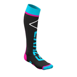 Crazy Idea Crazy Carbon Socks Skisocken black