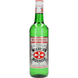 Malteser Aquavit 40% 0,7 ltr.