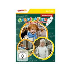 Schulbeginn mit Astrid Lindgren DVD