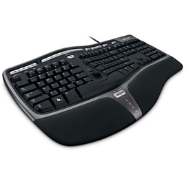 Microsoft Natural Ergonomic Keyboard 4000 DE (B2M-00001)