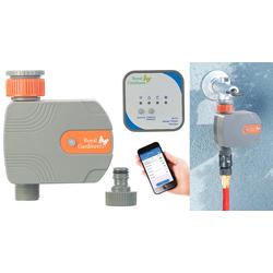 Bewässerungs-Computer mit WLAN-Gateway und Steuerung per App
