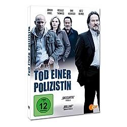 Tod einer Polizistin - DVD  Filme